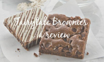 Fairytale Brownies – Wings Optional [Chocolate Review]