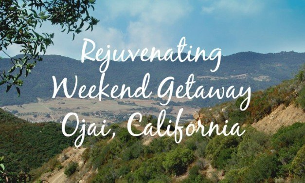 Relaxing in Ojai: Out and About