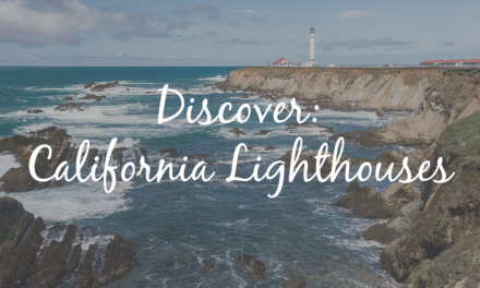 California Lighthouses [Discovery Spotlight]