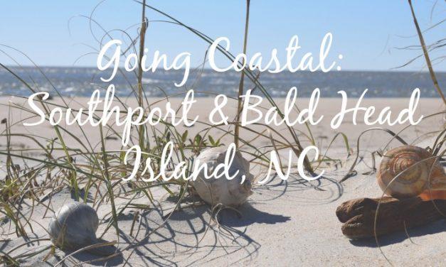 Going Coastal: Bald Head Island, NC