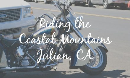 Riding the Coastal Mountains [Julian, California]