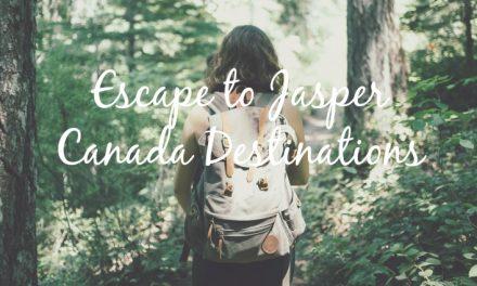 Escape to Jasper and Hotels in Jasper Canada