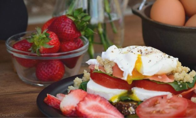 So Cal Beach-Inspired Breakfast [Healthy Recipes from the Road]