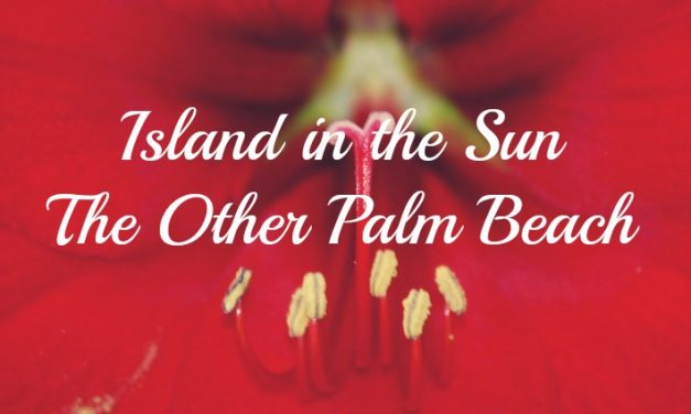 Island in the Sun: The Other Palm Beach