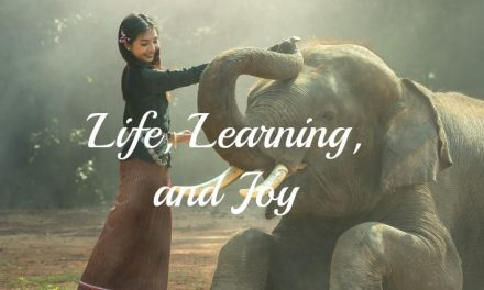Life Learning and Joy