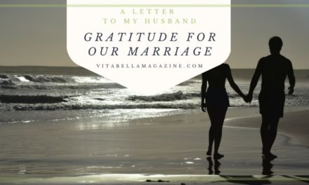 Living with Gratitude in your Marriage