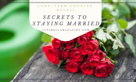Long-Term Couples Reveal: How to Stay Married