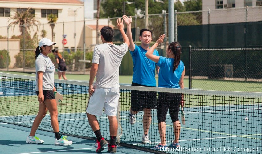 Why Are 2,000,000 Americans Playing Pickleball?