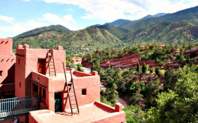 Colorado Springs Manitou Cliff Dwellings: Walking Among the Ancient Anasazi