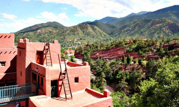 Colorado Springs Manitou Cliff Dwellings: Walking Among the Ancient Anasazi